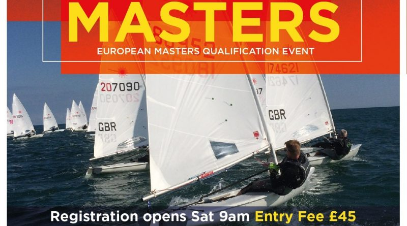 Laser Masters Open Meeting 18/19 May
