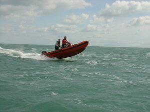 Safety Boat 3
