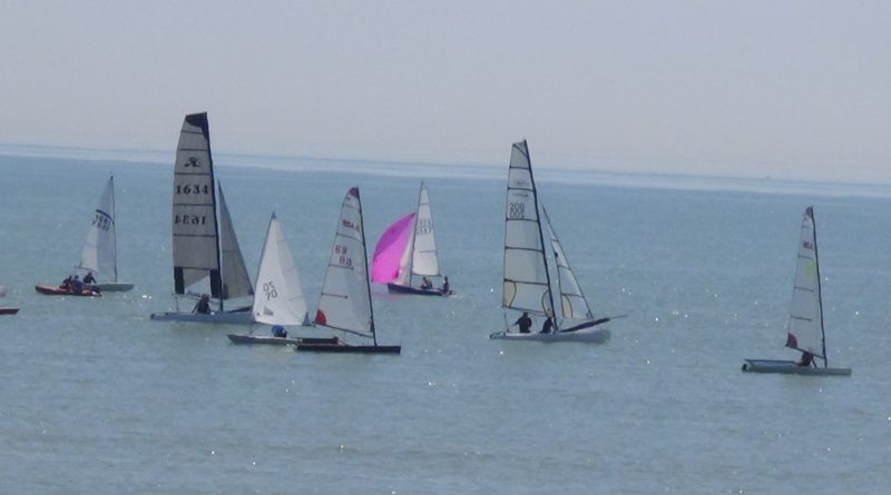 Revised Sunday racing format  – from Sept 21 – three races back to back