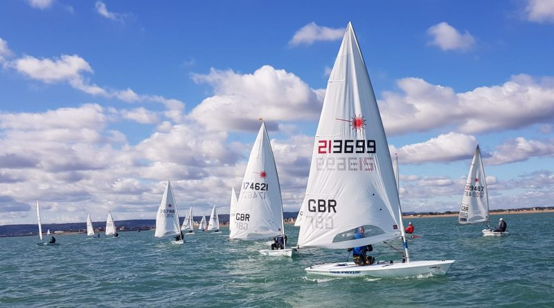 Laser Masters (aka ILCA 6 & 7) Nationals 10th  / 11th of October 2020