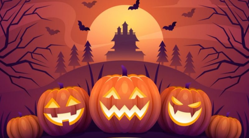 Halloween Party Sat 30th October 6pm